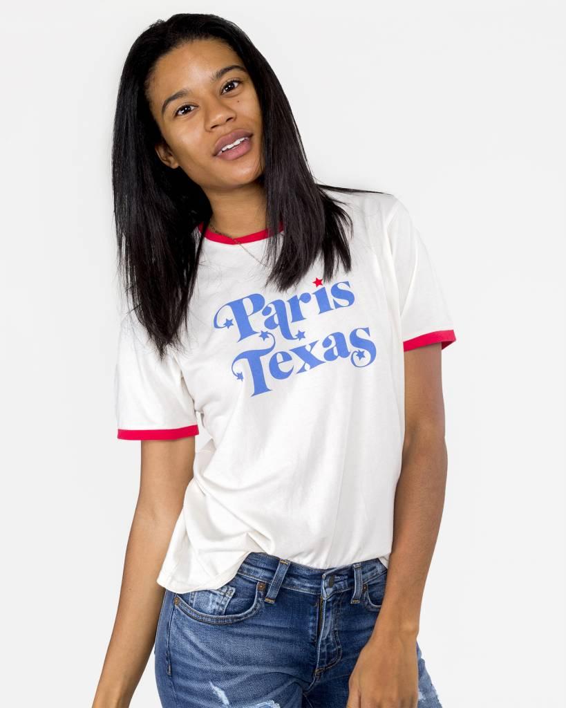 Bando Paris Texas Ringer Tee