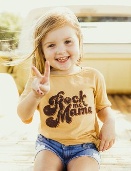 Feather 4 Arrow Rock Me Mama Tee