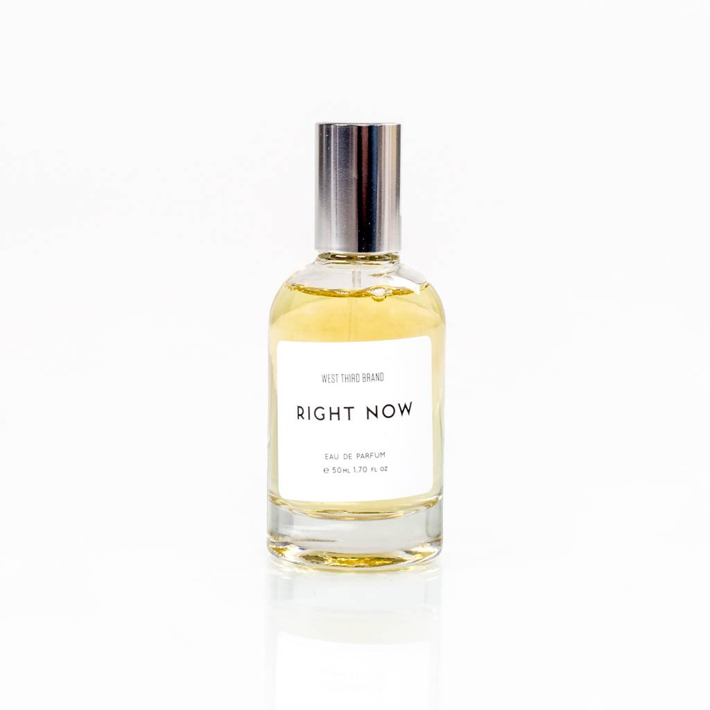 West Third Brand Right Now Perfume Large
