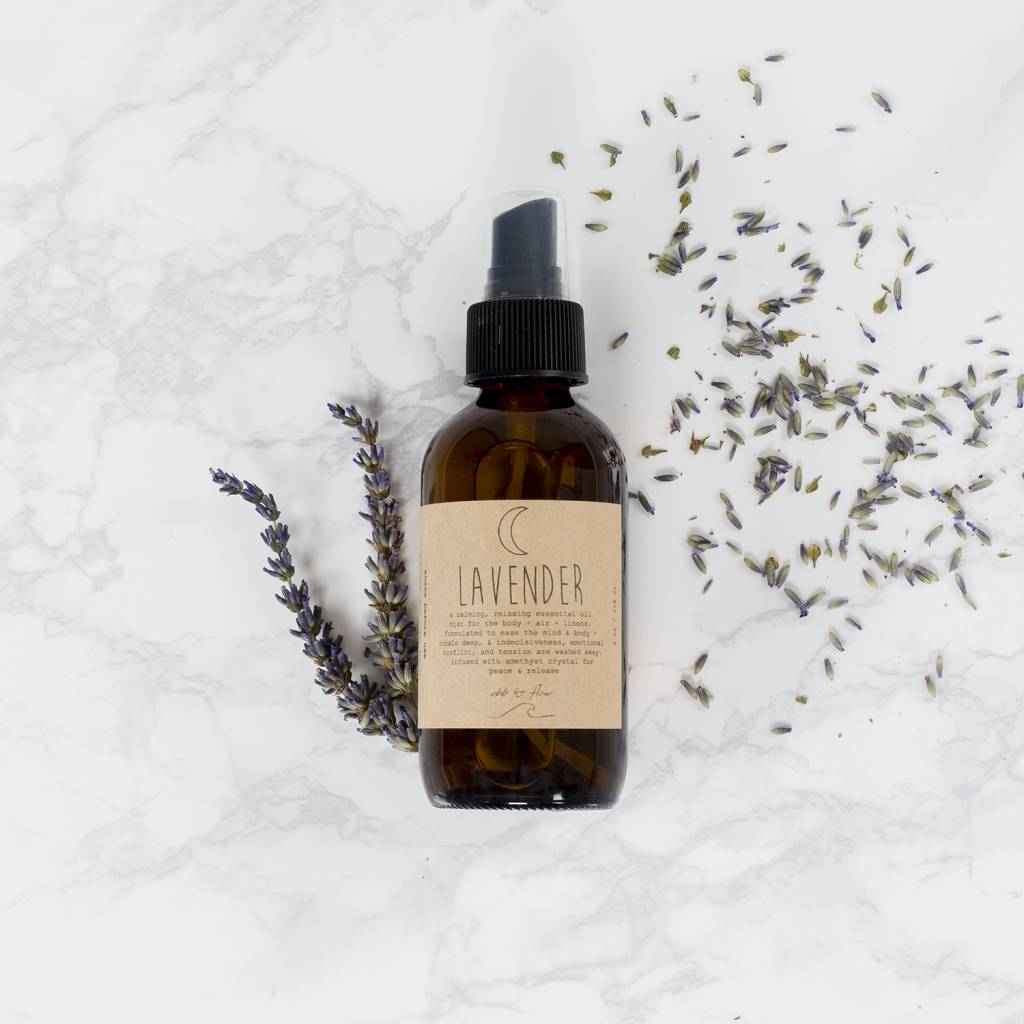 Ebb and Flow Lavender Body Spray