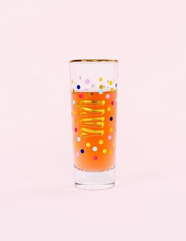 Slant Collections Yay Shot Glass