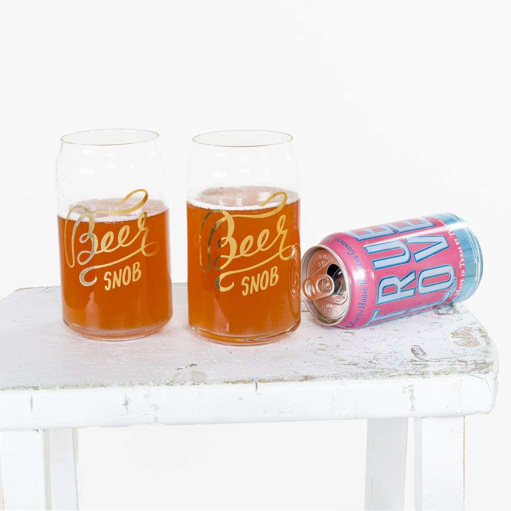 Easy Tiger Beer Snob Glass