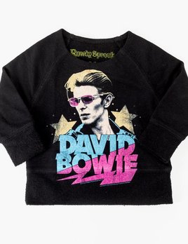 Rowdy Sprout David Bowie Tee