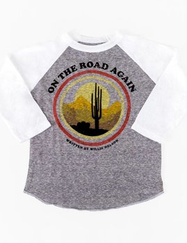 Rowdy Sprout On The Road Again Tee