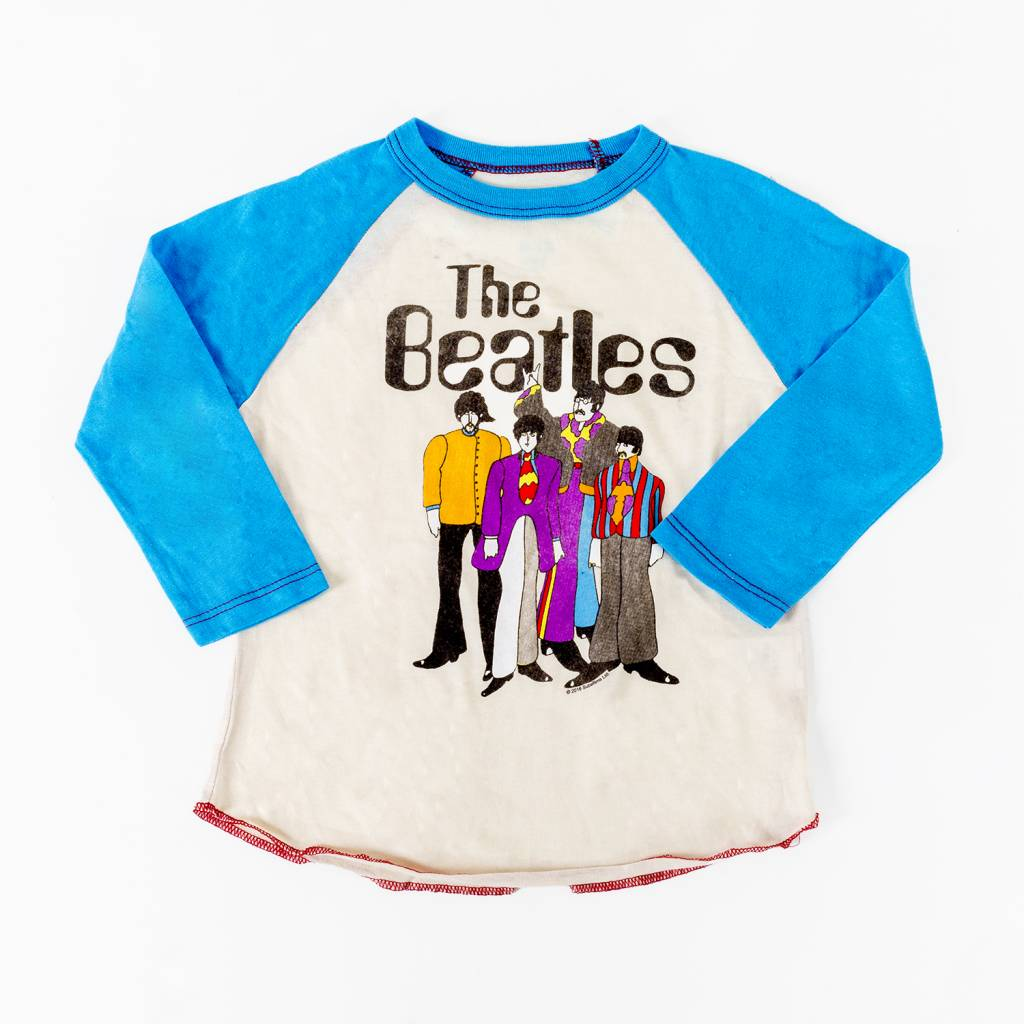 Rowdy Sprout The Beatles Tee