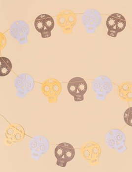 Meri Meri Sugar Skull Garland