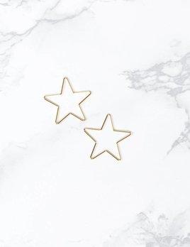 Blaine Bowen Wire The Stars Earrings