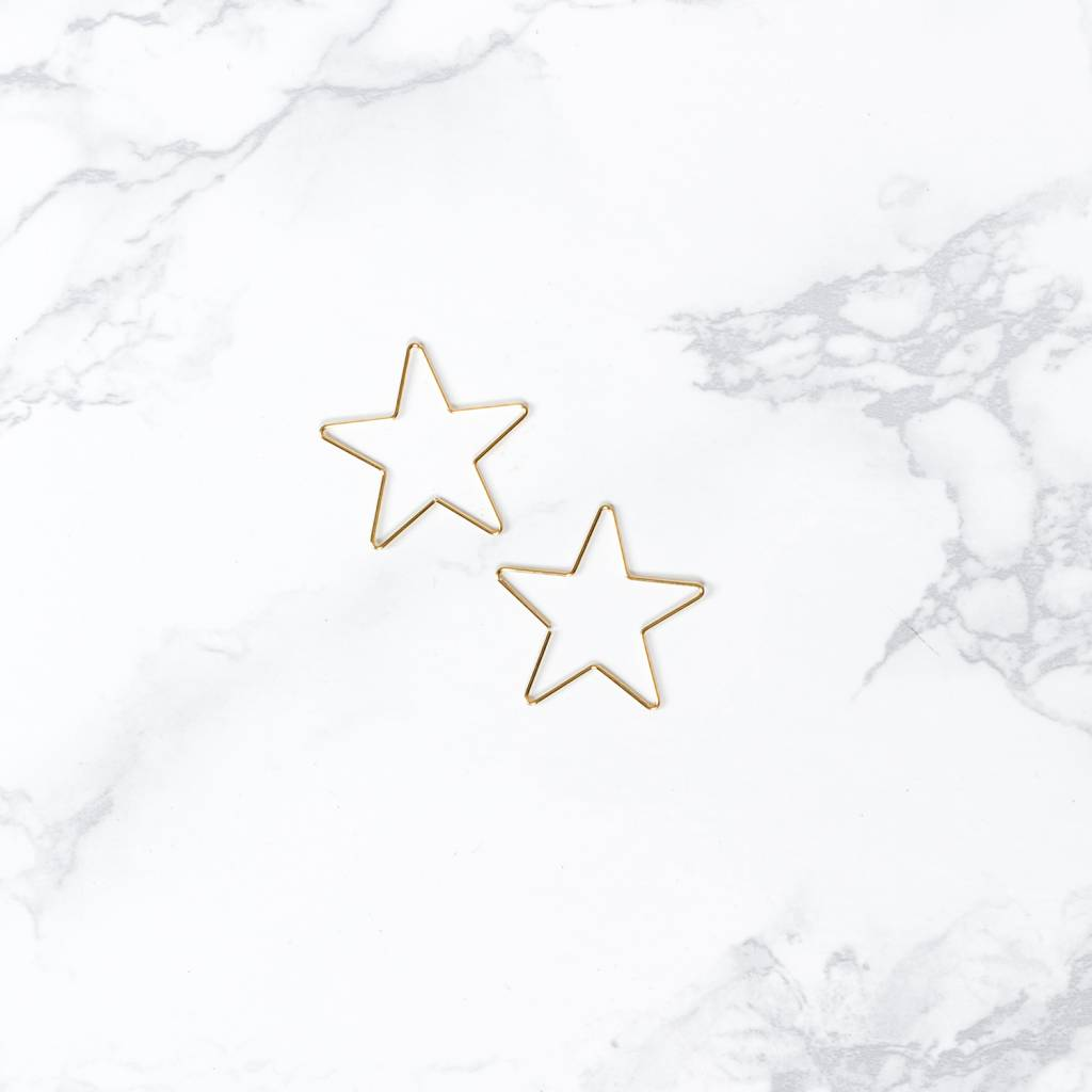 Blaine Bowen Wire The Stars Earrings