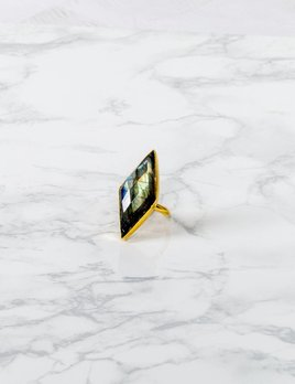 Nakamol Designs Pyramid Statement Ring