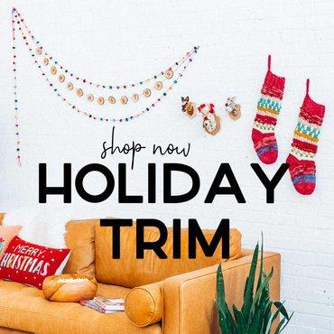Holiday Trim