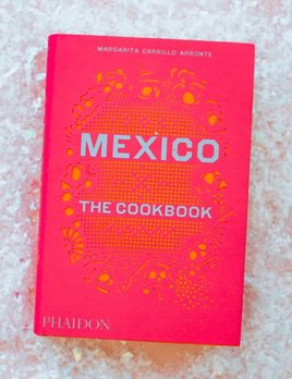 Phaidon Press Mexico The Cookbook
