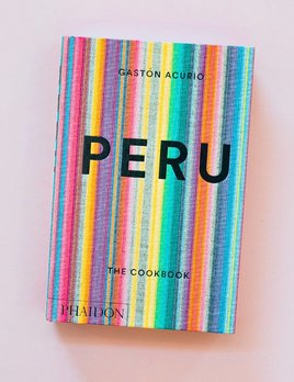 Phaidon Press Peru Cookbook