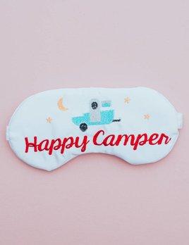 Sleepy Cottage Sleep Mask Happy Camper