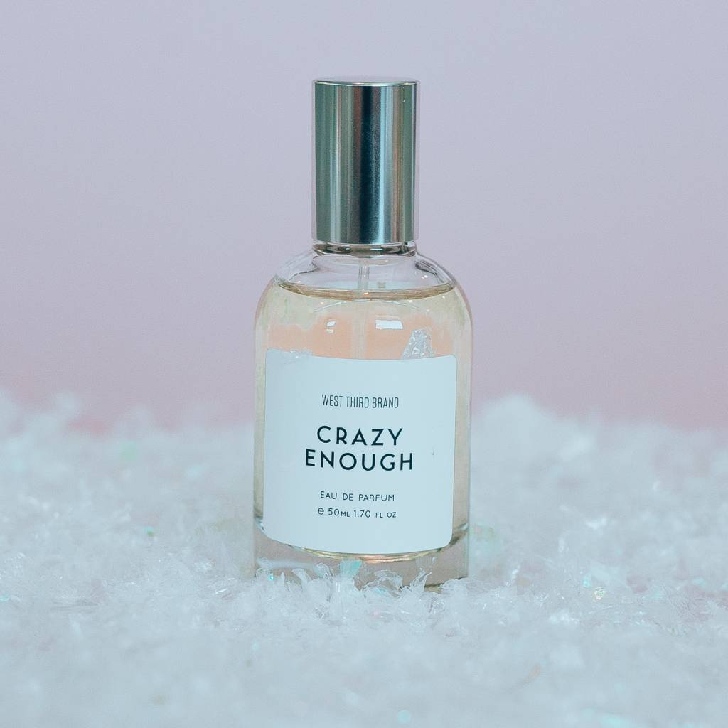West Third Brand Crazy Enough Perfume Large