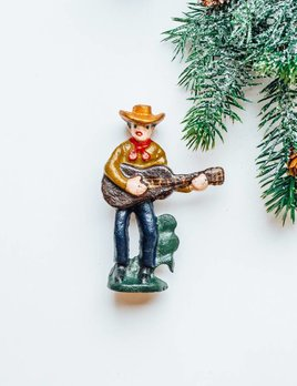 Good Ground Trading Guitar Cowboy Bottle Opener