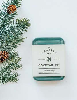 W & P Design Hot Toddy Cocktail Kit