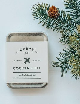 W & P Design Old Fashioned Cocktail Kit