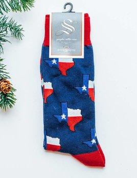 Socksmith Texas Socks