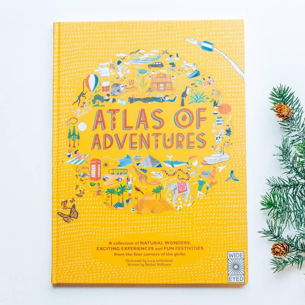 Quarto Atlas of Adventures