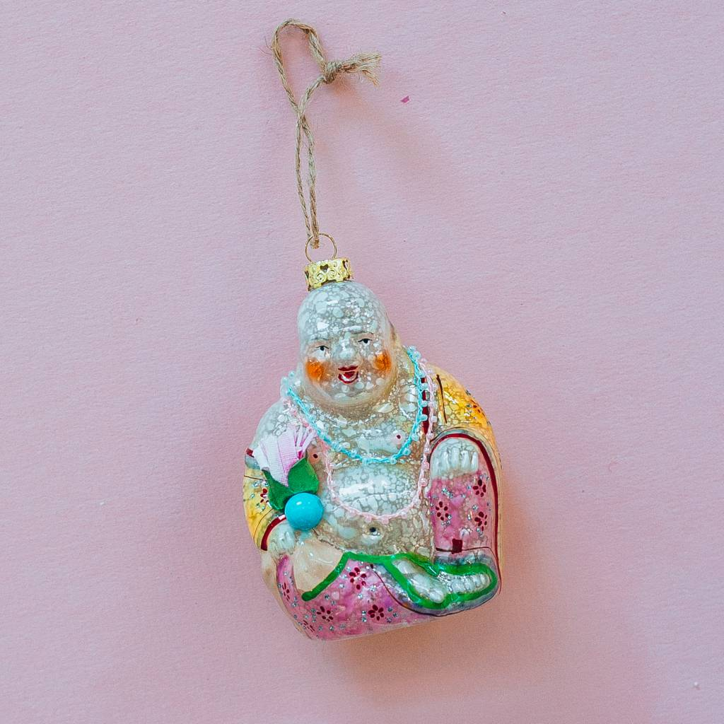 Cody Foster Buddha Ornament