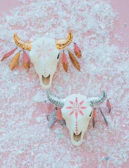 Cody Foster Desert Plains Longhorn Ornament