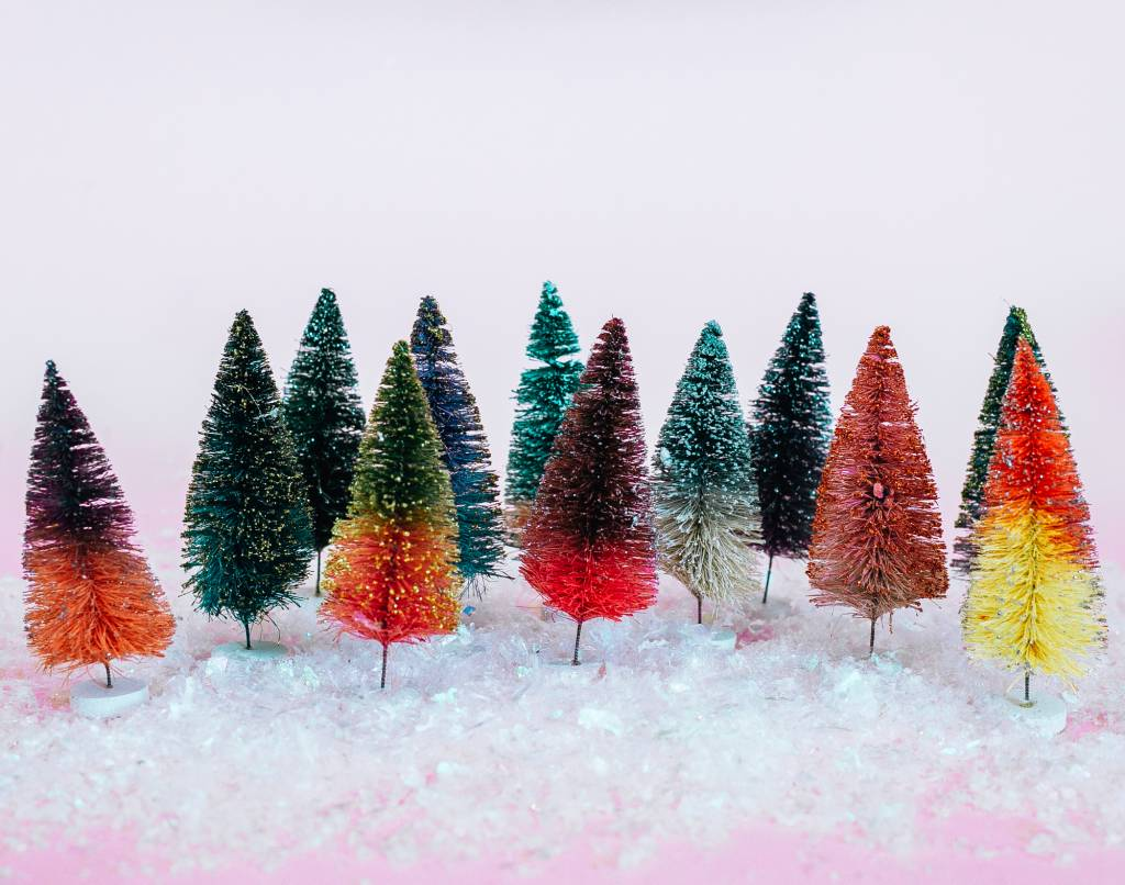 Cody Foster Glitter Ombre Tree Box Set