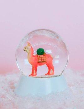 Cody Foster Llama Snowglobe