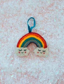 Cody Foster Jolly Rainbow Ornament