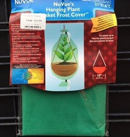 Hanging Basket Frost Protector