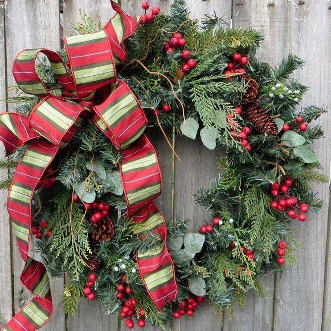 November 26th, Christmas Wreath