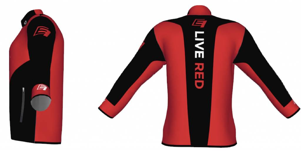 Xceed Long Sleeve Cycling Jersey Men's - 2017