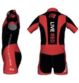 Xceed Short Sleeve Trisuit Men's - 2018