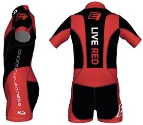 Xceed Short Sleeve Trisuit Women's - 2018