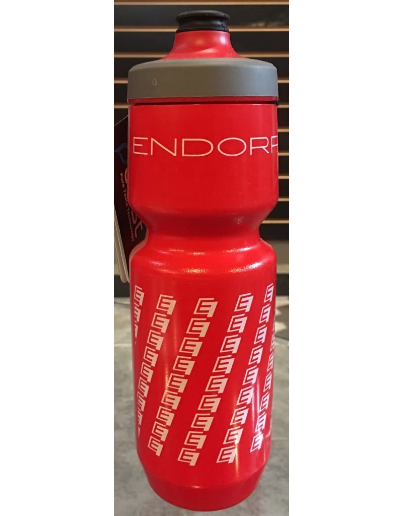 Purist Waterbottle - Red 26oz