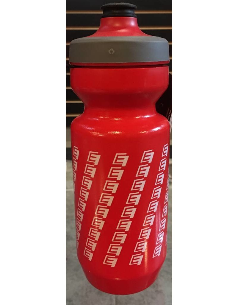 Purist Waterbottle - Red 22oz