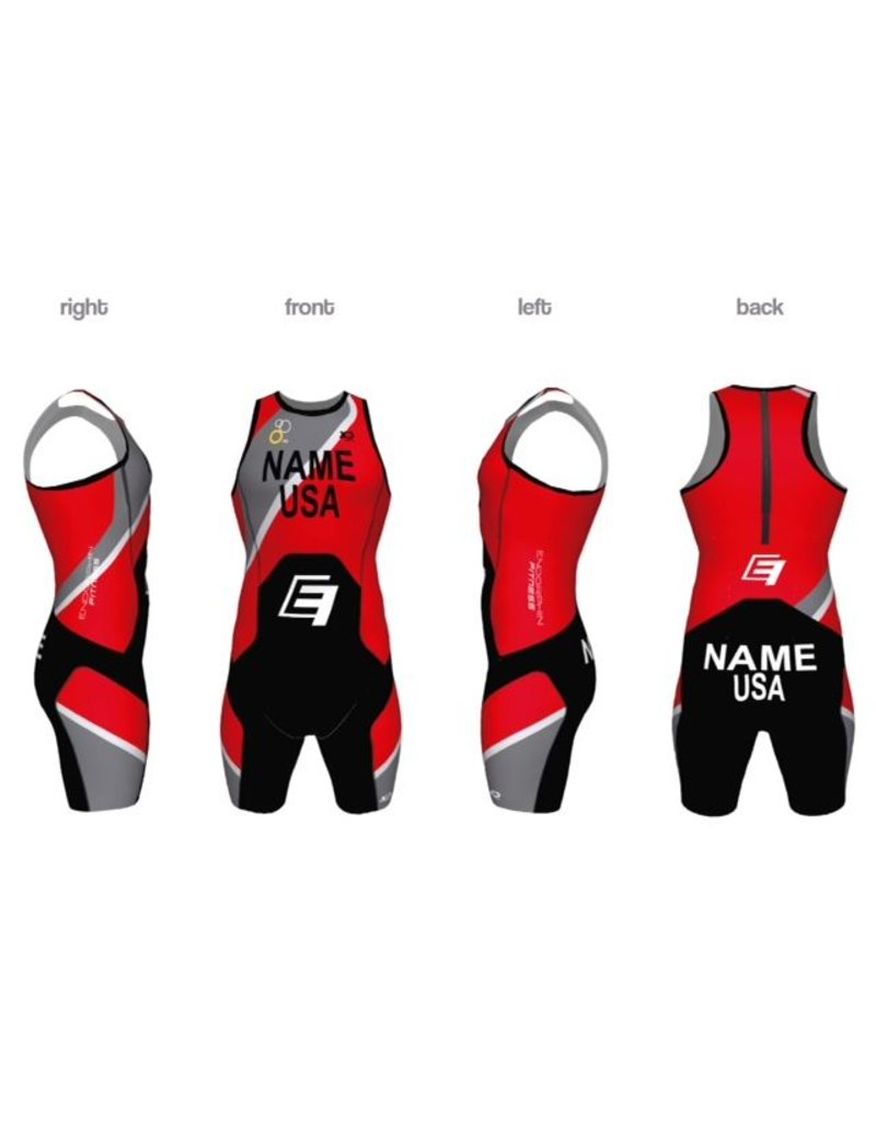ITU Trisuit Men's - 2018