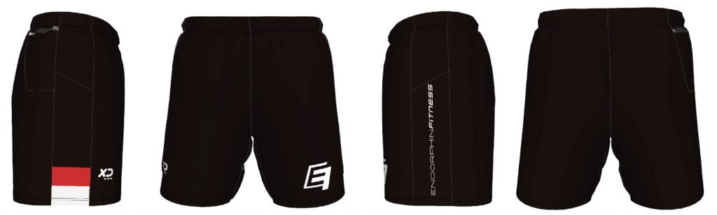 Running Short - Black