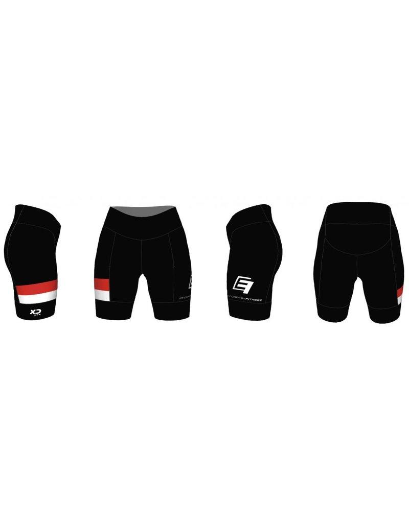 Xceed Cycling Shorts Black Design