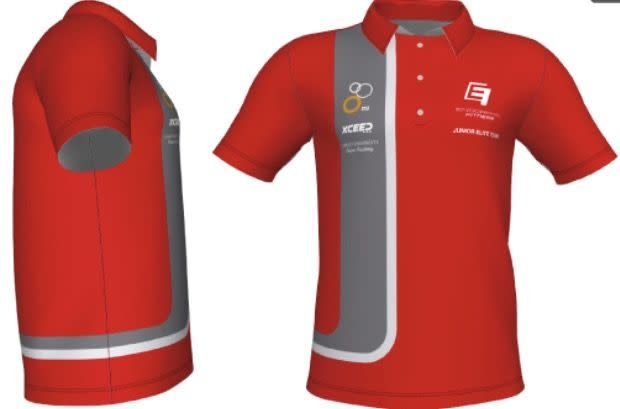 High Performance Team Polo