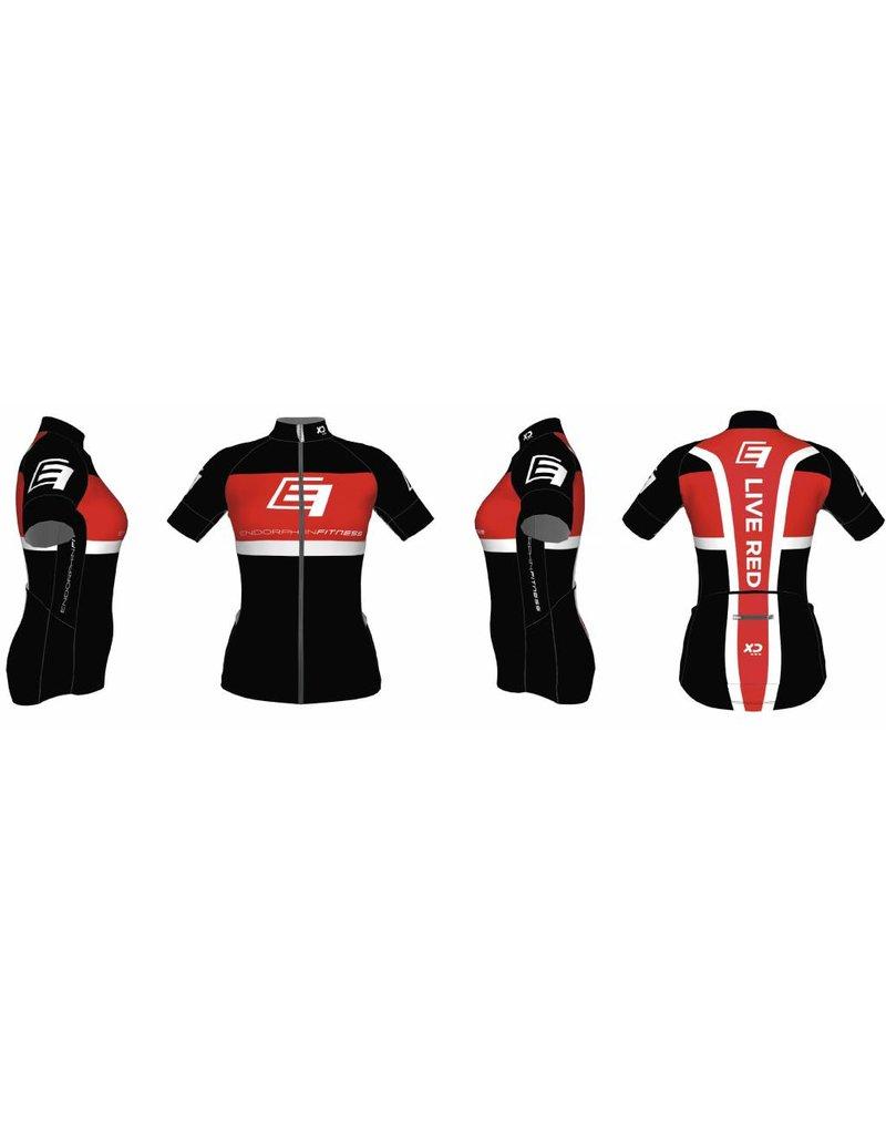 Xceed Short Sleeve Black Design - Women's