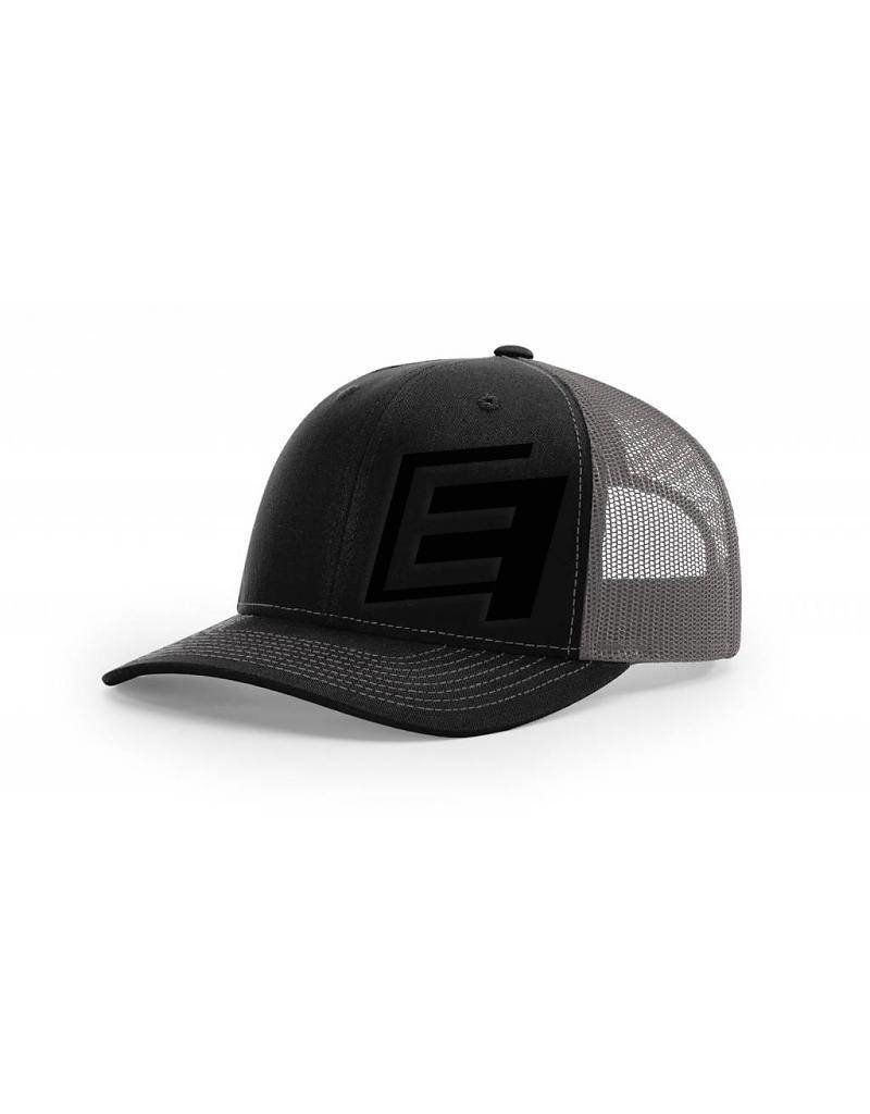 EF Trucker Hat - Black