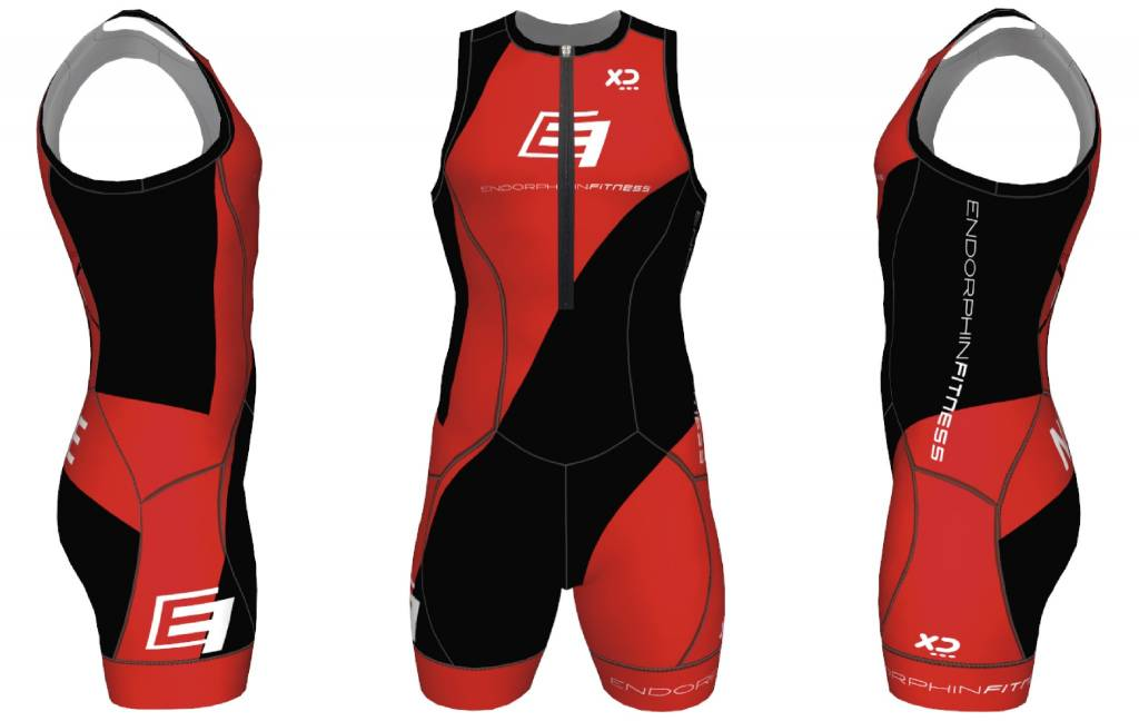 Xceed Tri Suit - Youth Girls