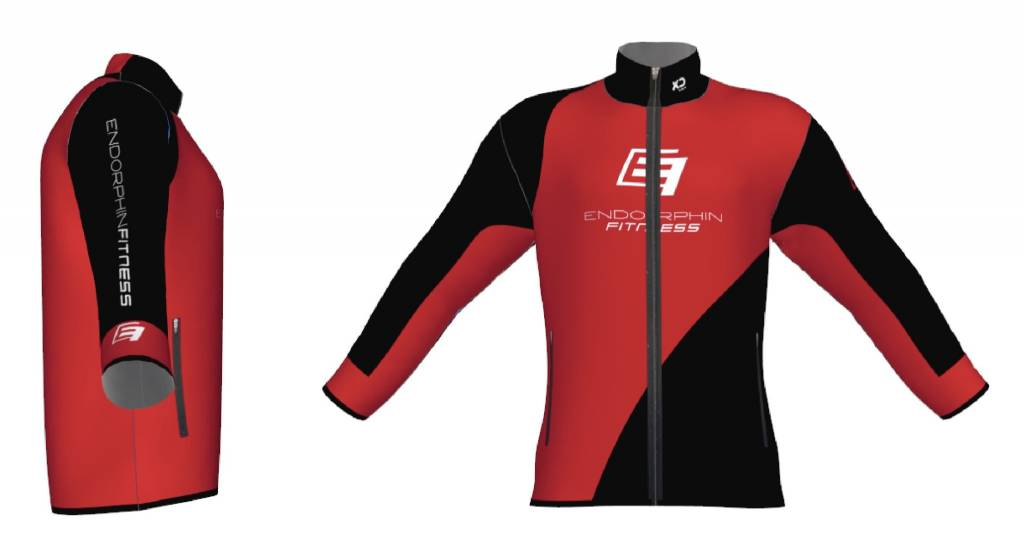 Xceed L/S Thermal Cycling Jersey - Youth Boys