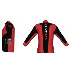 Xceed L/S Thermal Cycling Jersey - Youth Girls
