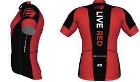 Xceed Cycling Jersey S/S - Youth Boys