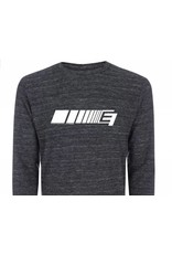 EF Speed T-Shirt Long Sleeve (Black) - Youth