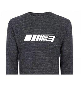 EF Speed T-Shirt Long Sleeve (Black) - Youth