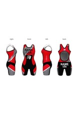 ITU Trisuit - Youth Girls