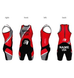 ITU Trisuit - Youth Boys