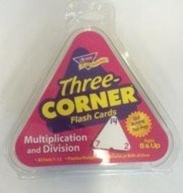 Trend Enterprises Three-Corner Multiplication/Division